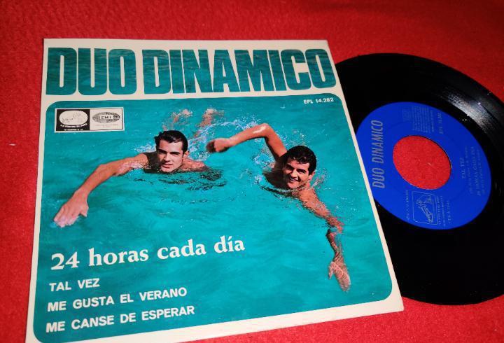 Duo dinamico 24 horas cada dia/tal vez/me gusta el verano +1