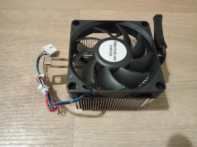 Disipador stock amd socket am3