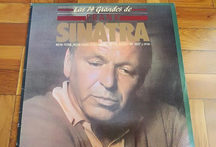 Frank sinatra: las 14 grandes de frank sinatra [esp 1983]