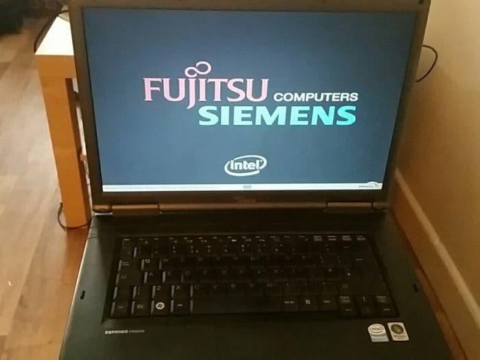 Fujitsu siemens esprimo