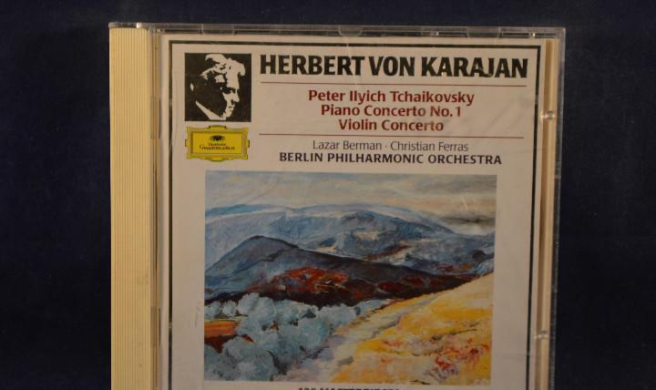 H.v.karajan & p.i. tchaikovsky - piano concerto no.1 viloin