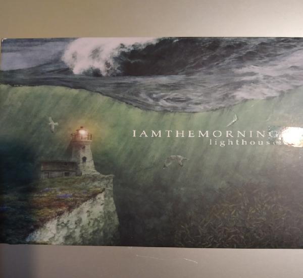 I am the morning. Lighthouse