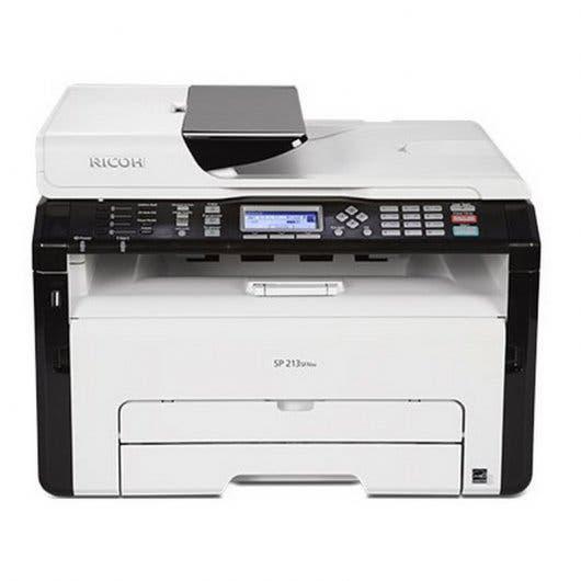 Impresora ricoh sp 213sfnw multifunción