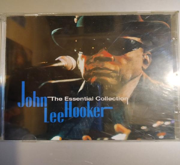 John Lee Hooker. The essential collection