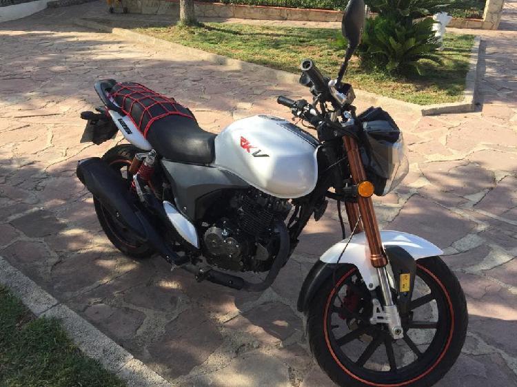 Keeway rkv 125cc incluido cambio de nombre