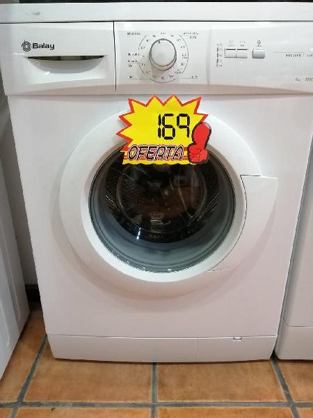 Lavadora balay 6 kg (ocasion)