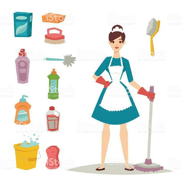 Limpieza de hogar / cuidado personas mayores
