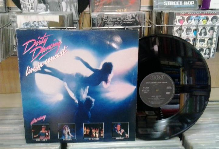Lmv - dirty dancing. live in concert. rca ‎1989, ref.