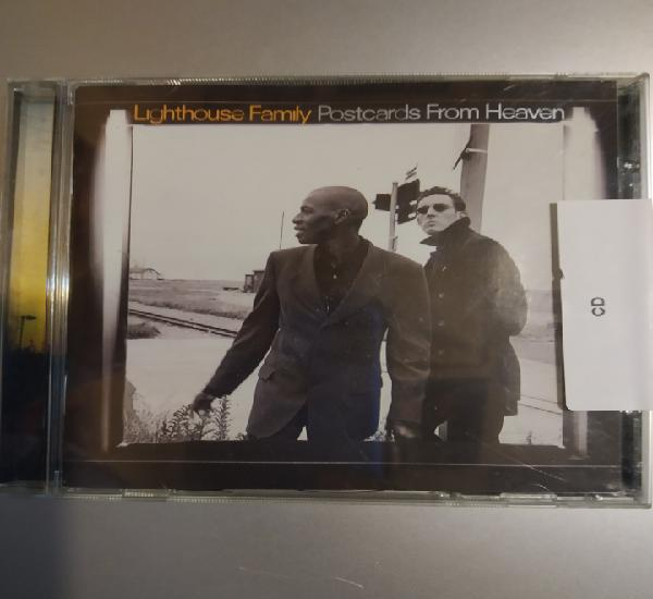 Lighthouse Family. Potscards from heaven