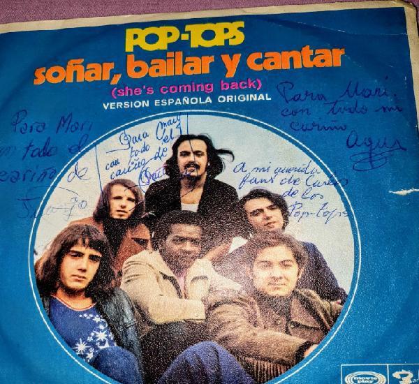 Los pop-tos. soñar, bailar y cantar. firmado por todos