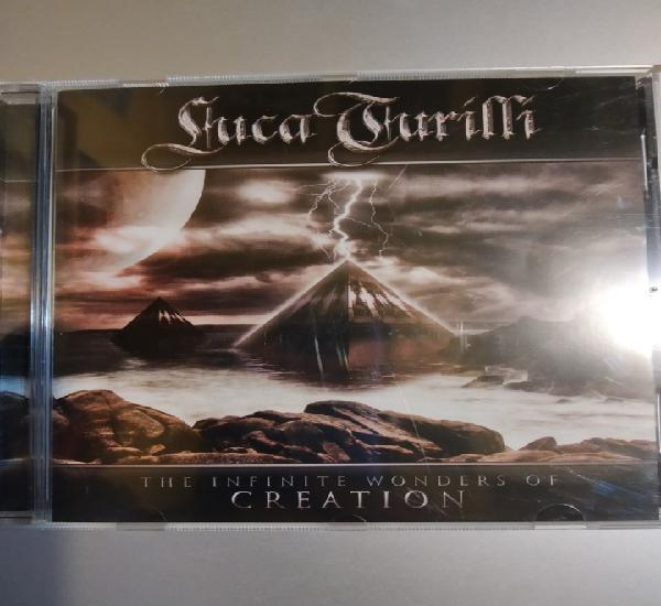 Luca Turilli. The infinite wonders of creation