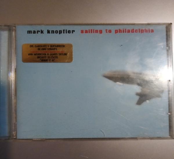 Mark knopfler. sailing to philadelphia