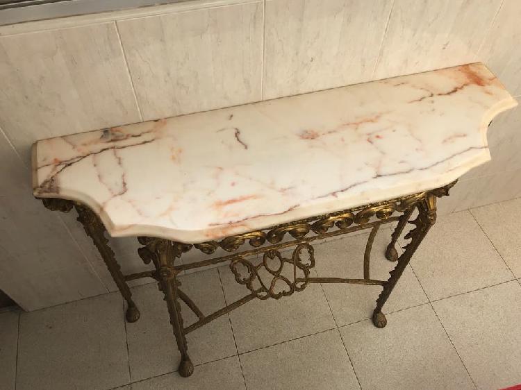Mesa recibidor vintage