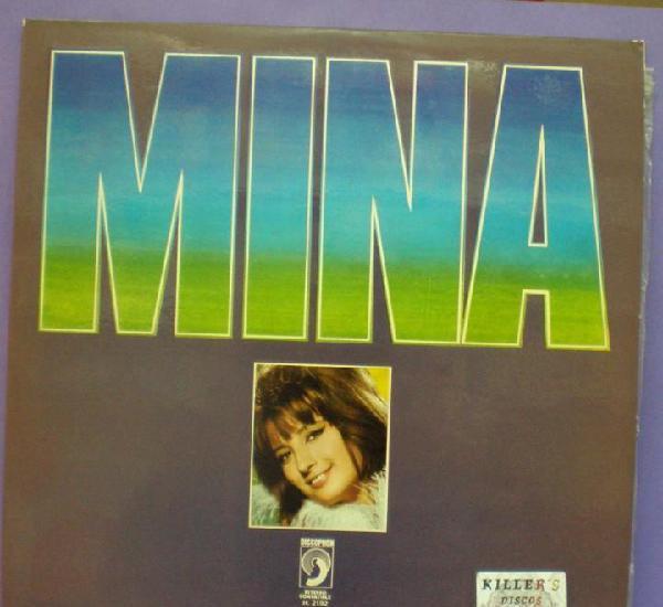 Mina - lp recopilatorio. edición española de 1973