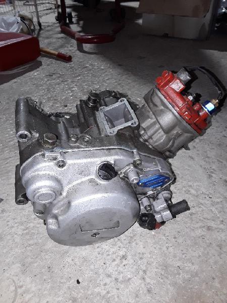 Motor am6 con cilindro hebo maston 70