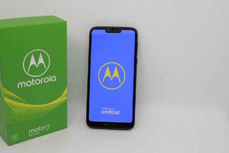 Motorola moto g7 power - teléfono móvil libre