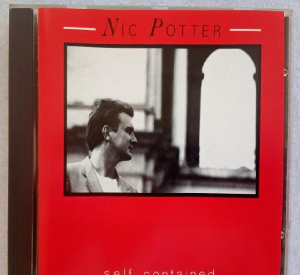 Nic potter - self contained - cd aleman 1987 - date