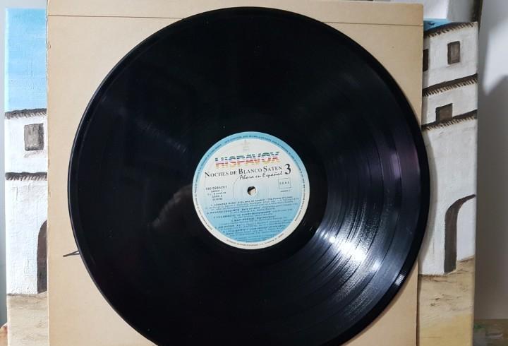 Noches de blanco satén 3 (disco 1) - (versiones y