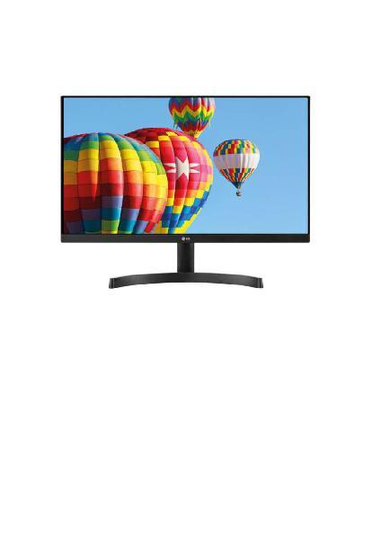 "Nuevo monitor pc lg 24"" - full hd ips - sin usar"