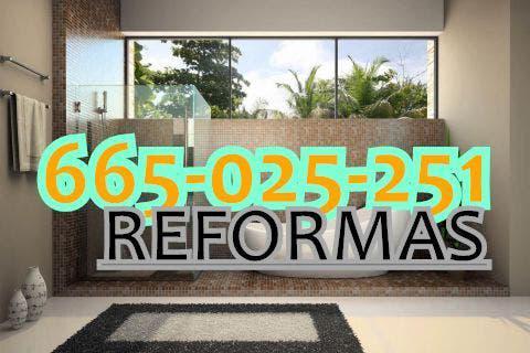 Obras y reformas catalunya