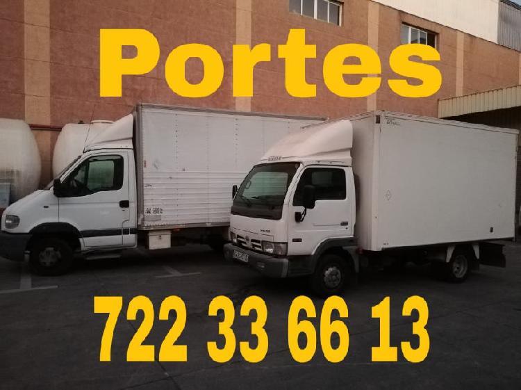 Portes/mudanzas
