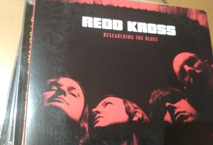 Red kross researching the blues cd