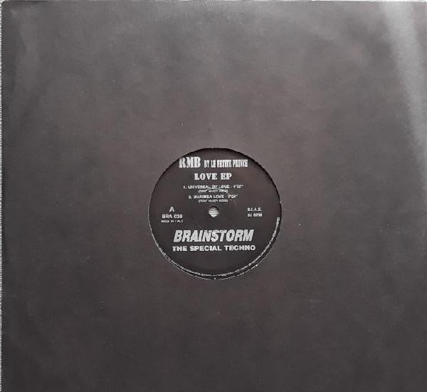 RMB - LOVE EP