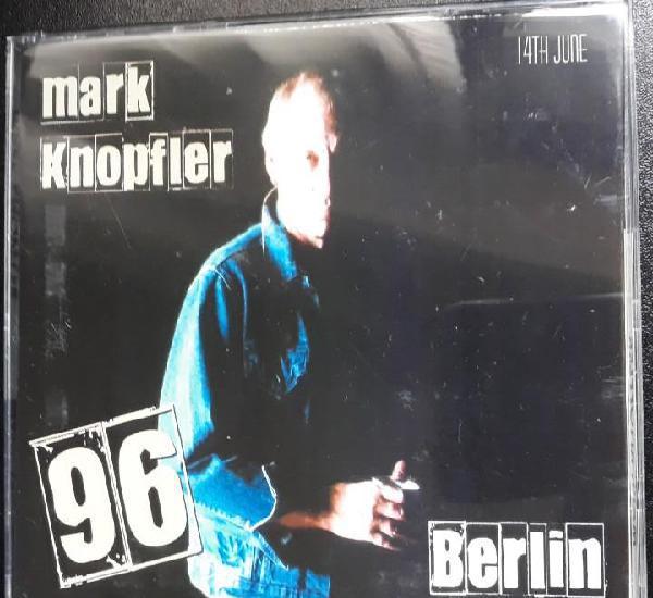 Raro live mark knopfler 3 cd berlin 1996 dire straits