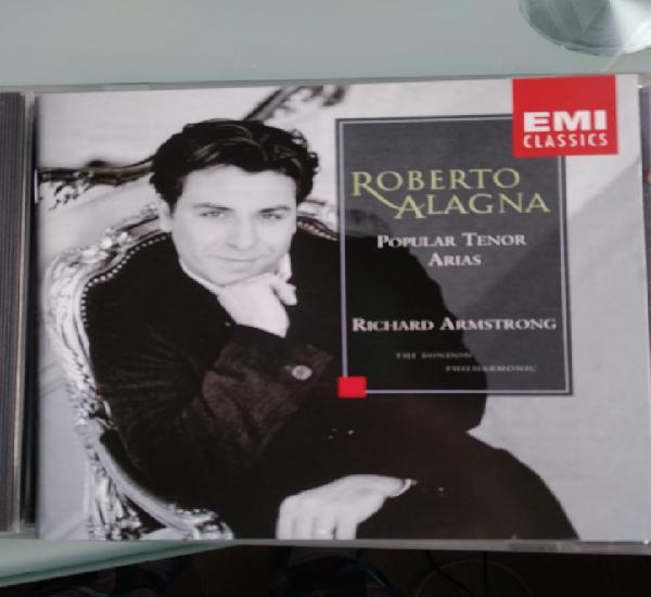 Roberto alagna – popular tenor arias
