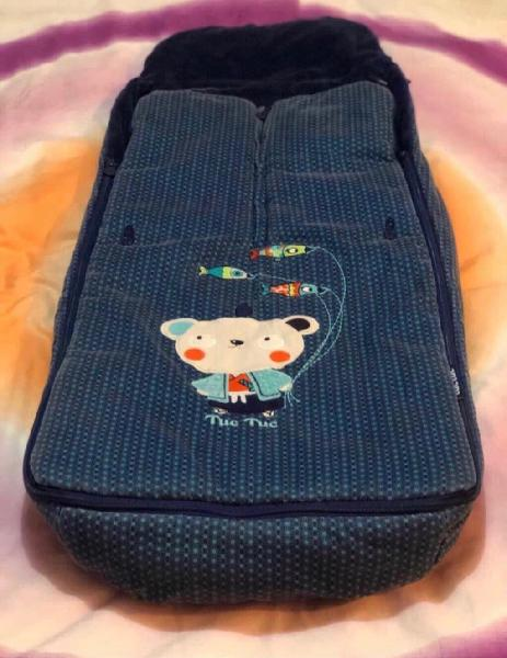 Saco silla invierno tuc tuc kimono + regalo