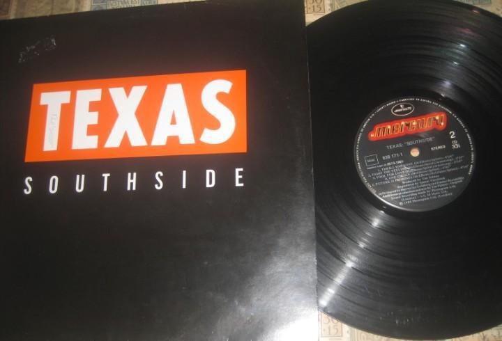Texas southside (1989 mercury) og españa lea descripcion