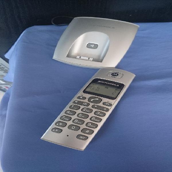 Telefono inalámbrico motorola d402 es