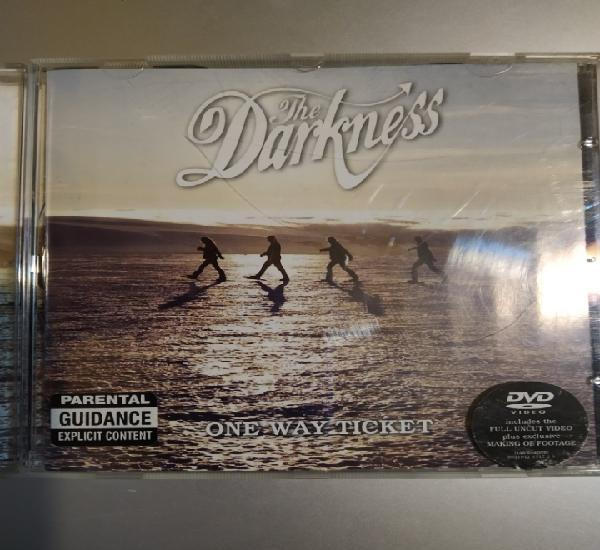 The Darkness. One way ticket.
