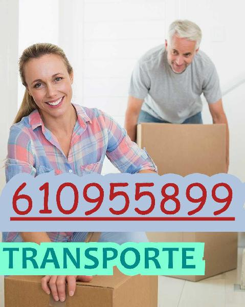 Transportes, mudanzas y portes express seri