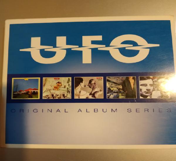 U.f.o. original álbum series. son 5 albumes