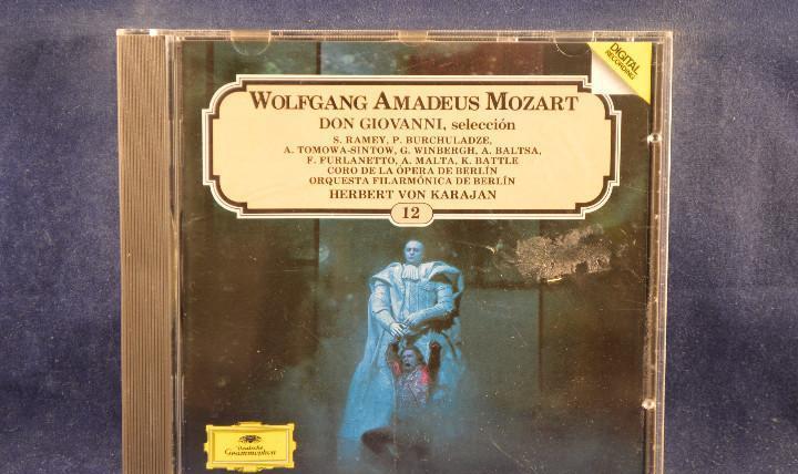 W.a.mozart & karajan - don giovanni - cd