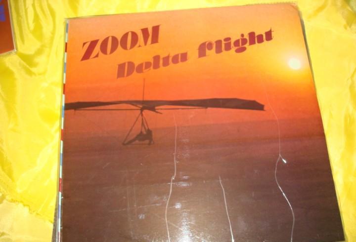 Zoom. delta flight. polydor, 1980. impecable (#)