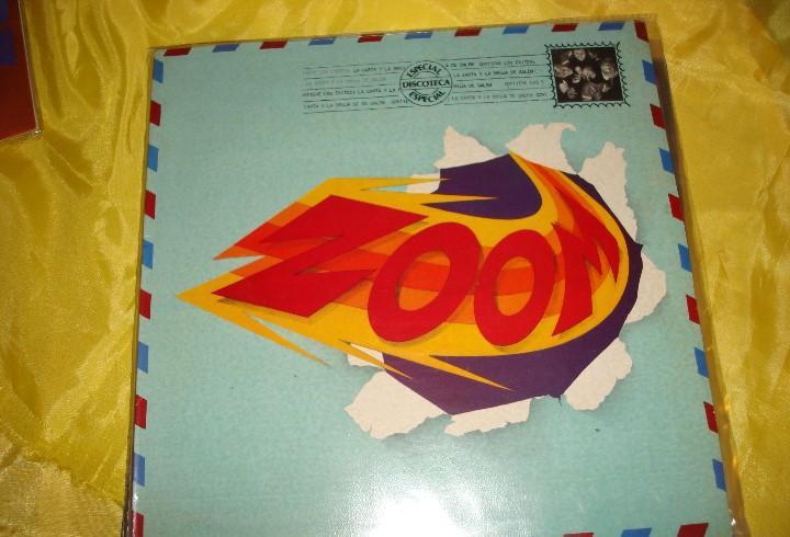 Zoom. la carta. especial discoteca. polydor, 1978. impecable