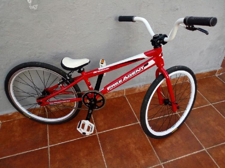 Bicicleta bmx free agent