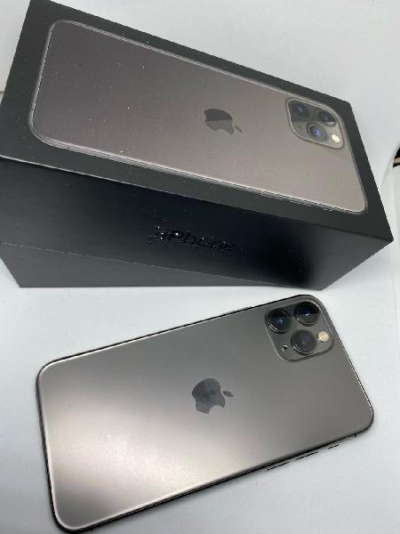 Iphone 11 pro 64 con factura,garantía official