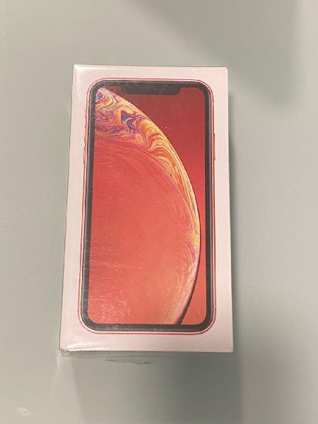 Iphone xr 256gb precintado