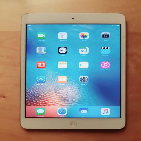 Ipad mini falla una parte de la pantalla tactil