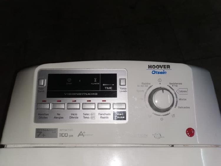 lavadora carga superior 7kg display digital carga