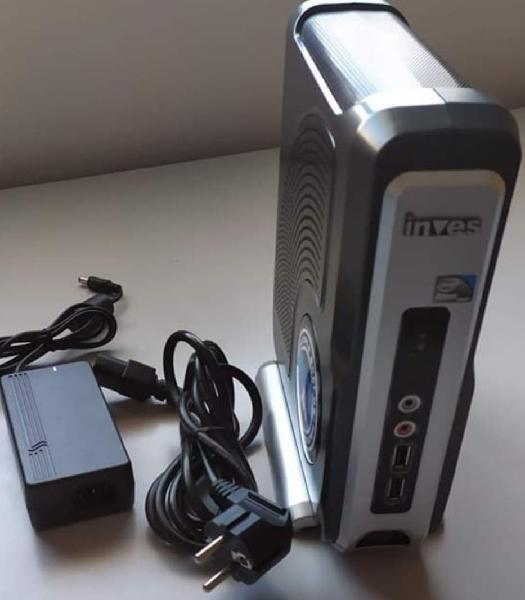 Mini torre intel atom dual core