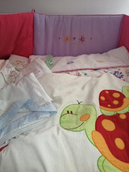 Ropa de cama maxicuna 70x140cm
