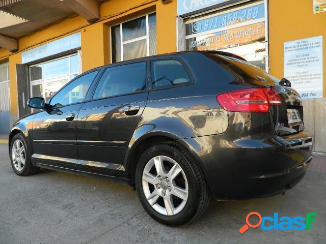 AUDI A3 Sportback diesel en Alcarràs (Lleida) 3