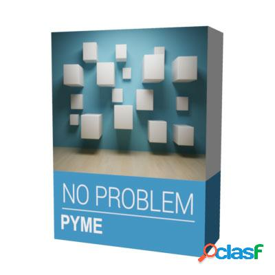 No problem software pyme, original de la marca no problem