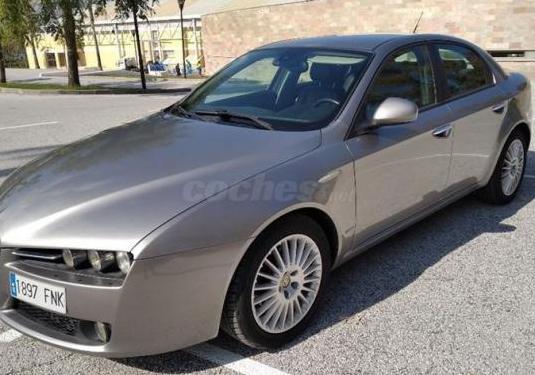 Alfa romeo 159 1.9 jtd 16v selective 4p.