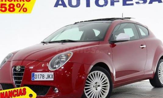 Alfa romeo mito 09 105cv twinair ss junior 3p.