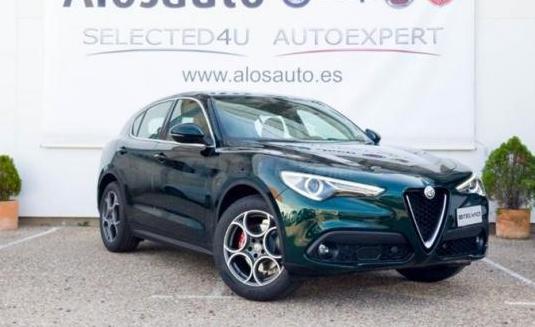 Alfa romeo stelvio 2.2 diesel 118kw 160cv executiv